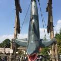 Jaws at universal studios japan