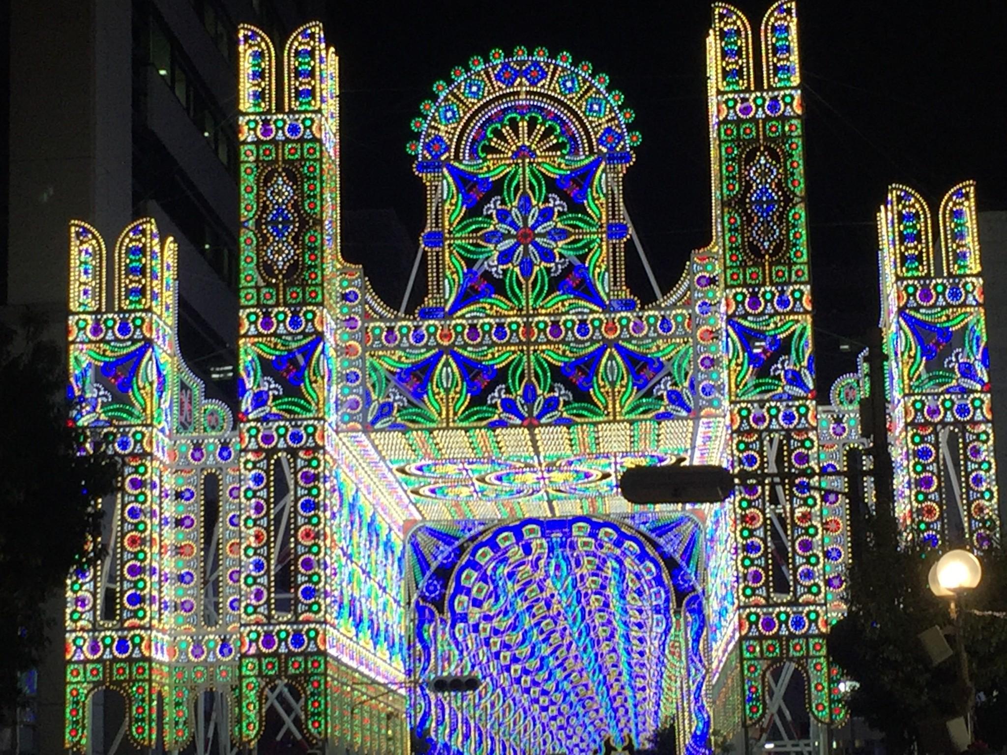 Kobe luminarie