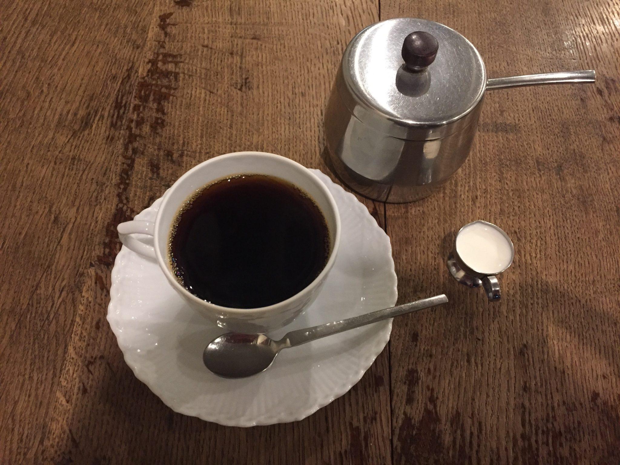 Ban coffee