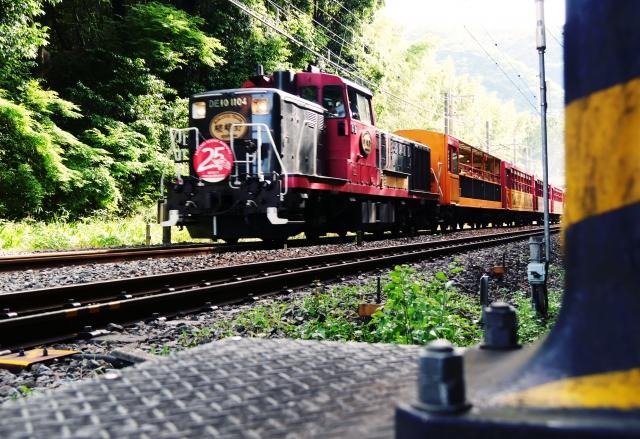 Saga Romantic Train