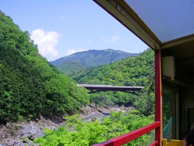 Arashiyama Romantic Train